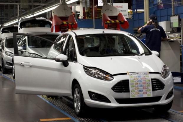 Ford rozpoczyna produkcję nowej generacji Fiesty
