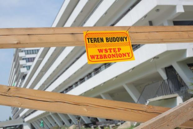 Sytuacja spółek budowlanych ciężka - trwa reanimacja