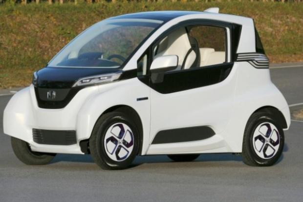 Honda forsuje projekt elektrycznego mikrusa