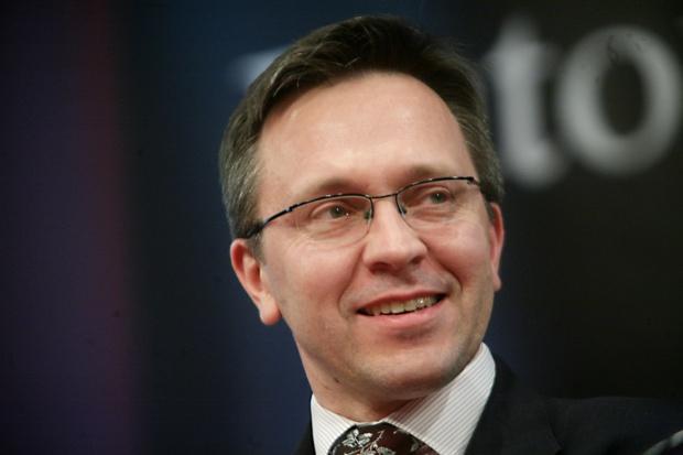 Krzysztof Rybiński, ekonomista, były wiceprezes NBP