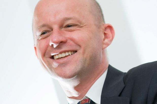 Paweł Szałamacha, ekspert Instytutu Sobieskiego, były minister skarbu