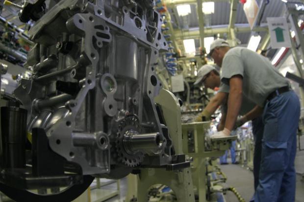 Toyota będzie eksportować silniki z Polski do Japonii