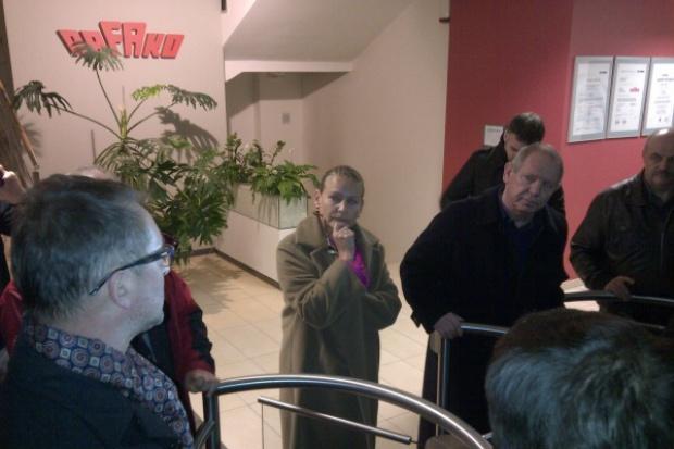 Niepokojące wydarzenia w siedzibie Rafako w Raciborzu