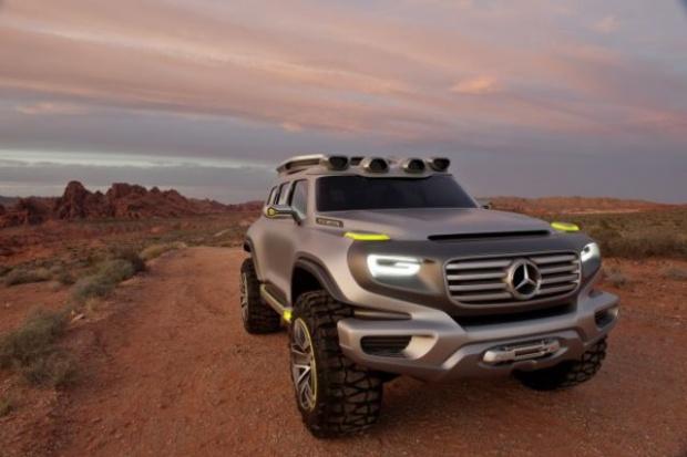 Mercedes szykuje G-Klasę na wyzwania przyszłości