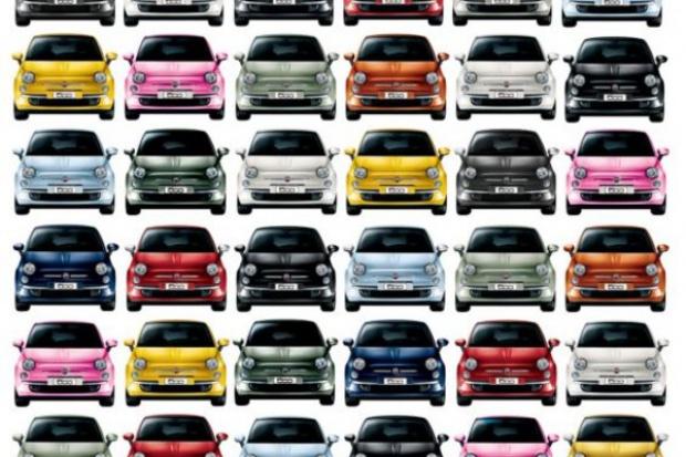 Milionowa pięćsetka wyjechała z fabryki Fiata w Tychach