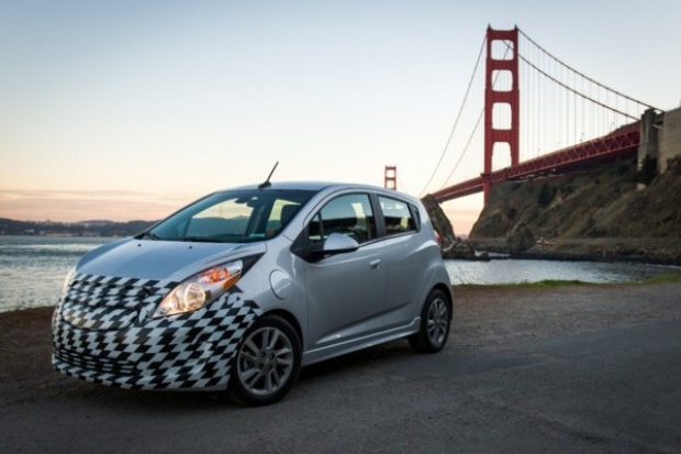 Elektryczny Chevrolet Spark na razie nie dla Europy