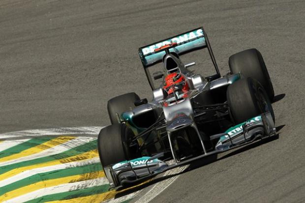 Schumacher: drugie odejście legendy i bolid na pamiątkę