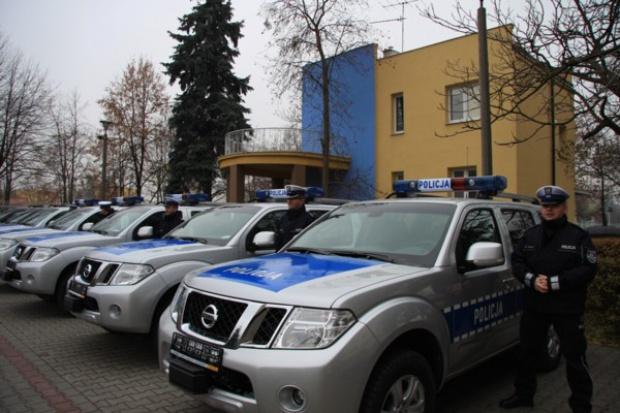 Nissan Pathfinder na policyjnej służbie