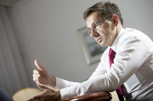 Budzanowski zachęca firmy chemiczne do udziału w wydobyciu gazu
