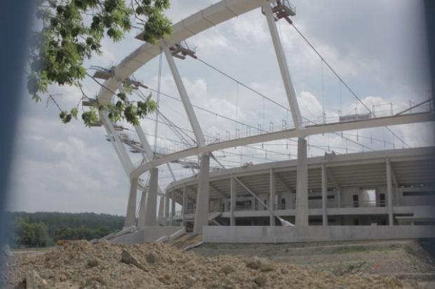 Mostostal Zabrze ma pecha do stadionów