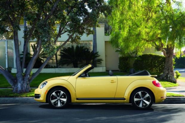 Beetle Cabriolet - nowe otwarcie