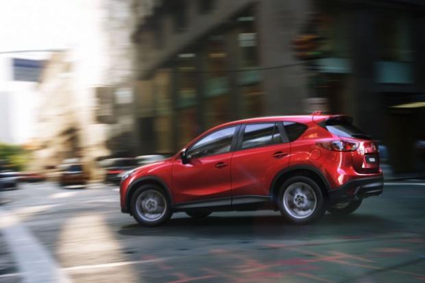 """MazdaCX-5: Japończycy wybrali swój """"Car of the year"""""""