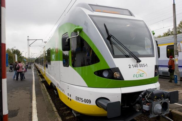 Miesięczny rekord przewozów pasażerów koleją