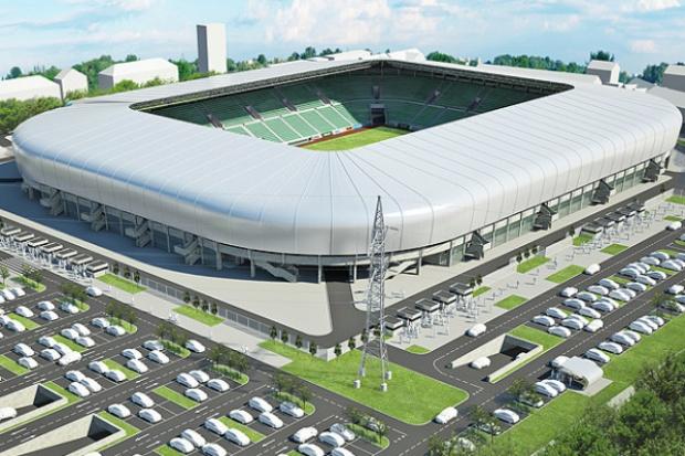 Mostostal Warszawa już pewny kontraktu na stadion w Tychach