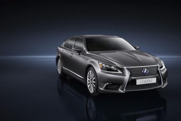 Rzemieślniczy Lexus czyli nowy LS