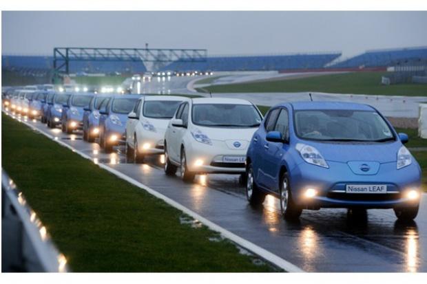 Nissan Leaf po raz kolejny w Księdze Guinnesa