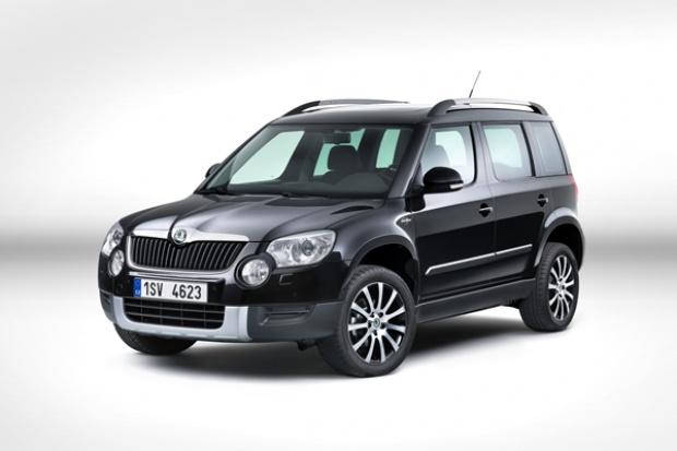 """Škoda Yeti również w wersji """"Laurin & Klement"""""""