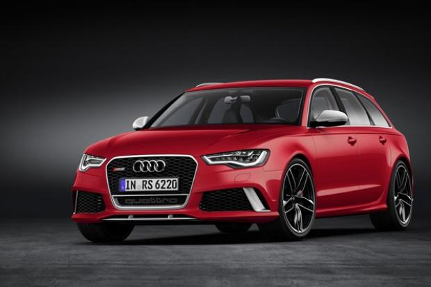 Audi RS 6 Avant: przełom w osiągach
