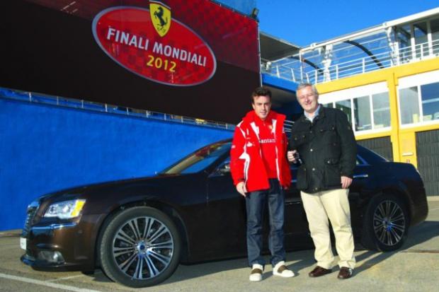 Lancia Thema dla Fernando Alonso