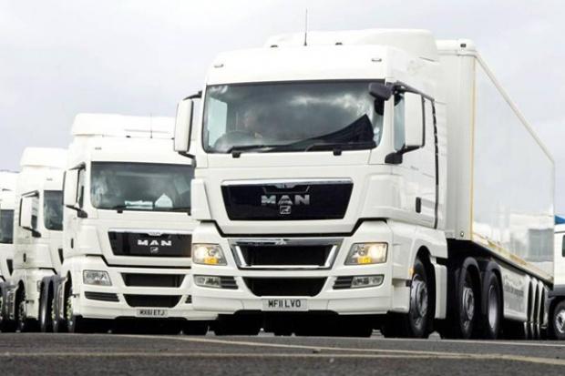 Lekkie ożywienie na rynku ciężarówek