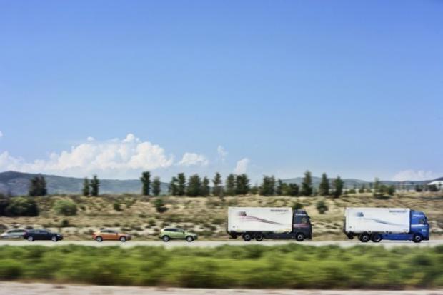Volvo Trucks: czas na pociągi ..... drogowe
