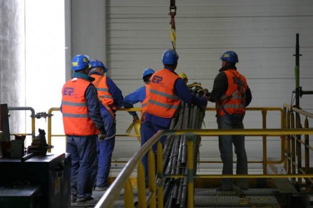 Energomontaż-Południe tkwi w zawieszeniu
