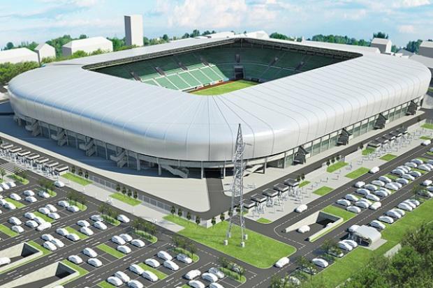 Mostostal Warszawa podpisał umowę na budowę stadionu