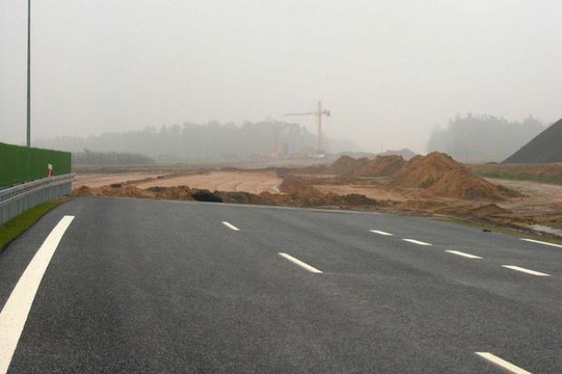 Będzie dołek w budownictwie drogowym