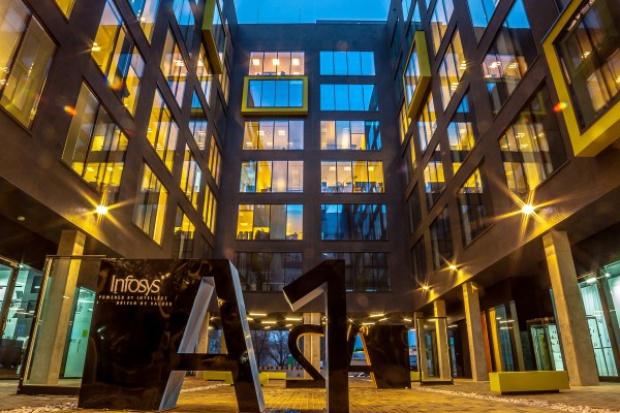 Infosys BPO Poland otworzyło centrum usług w Łodzi