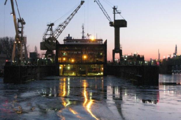 PŻM będzie remontować statki w Gryfii