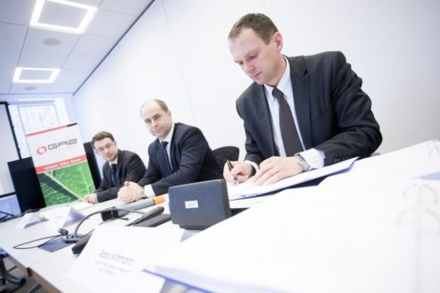 Przedstawiciel GAZ-SYSTEM S.A. w Zarządzie ENTSOG