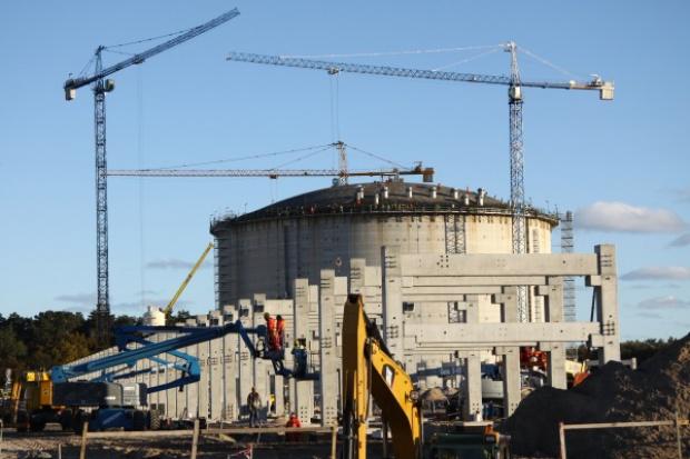 Kolejny etap budowy terminala LNG