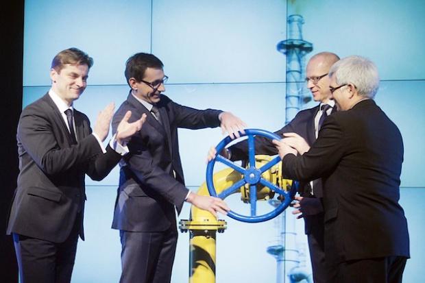 Giełda ruszyła, pierwszy gaz sprzedany po 116,57 zł za 1 MWh