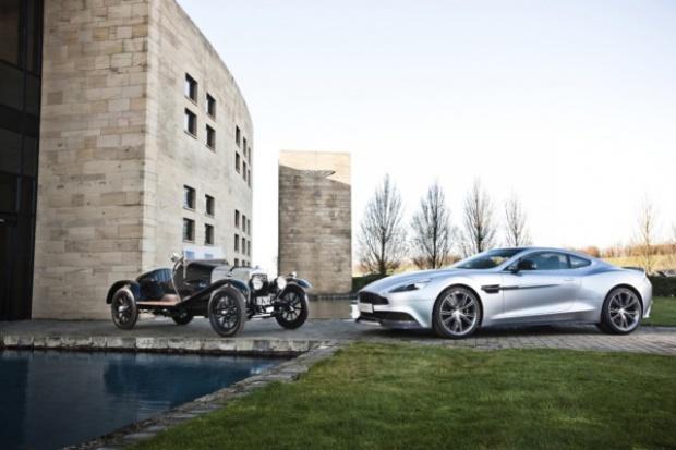 Aston Martin ma 100 lat