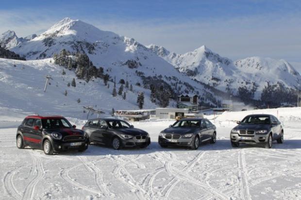 Przybywa BMW i MINI z napędem na wszystkie koła