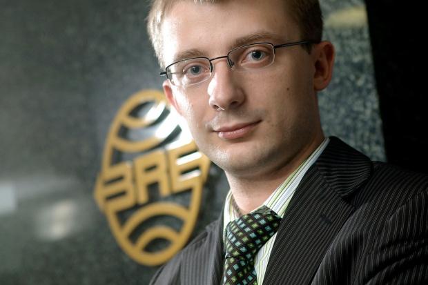 Kamil Kliszcz, analityk DI BRE Bank