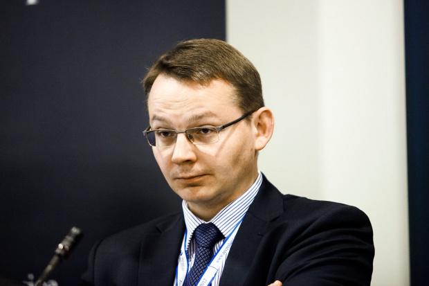 Radosław Dudziński, wiceprezes PGNIG-u