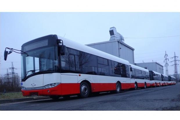 Solaris dostarczy autobusy dla czeskej Pragi