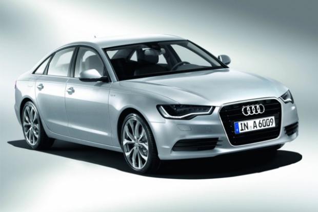 Pomysł na hybrydy wg Audi