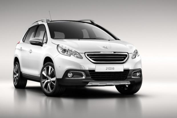 Taki będzie Peugeot 2008