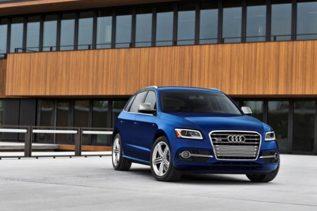 Audi SQ5 TFSI nie dla Europy
