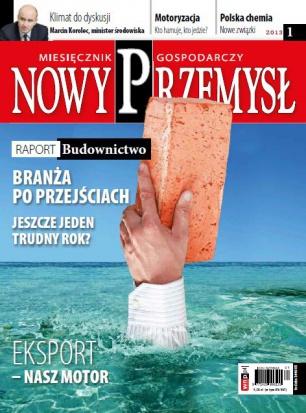 Nowy Przemysł 01/2013