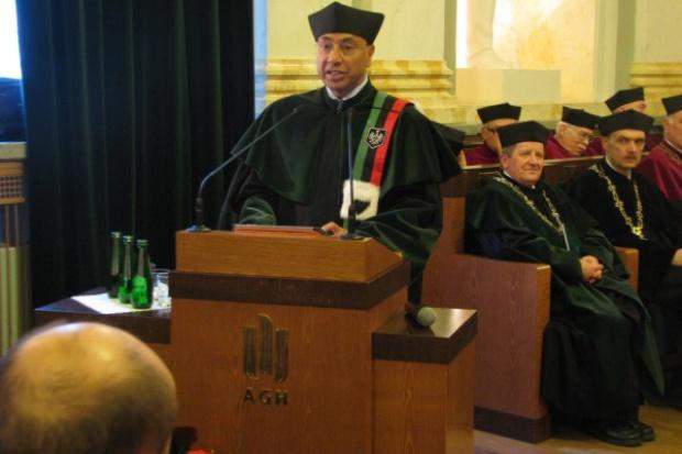 Lakshmi Mittal otrzymał tytuł Doktora Honoris Causa krakowskiej AGH