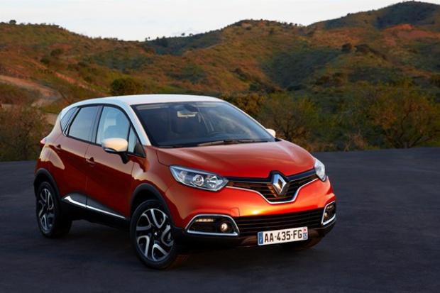 Pierwsze spojrzenie na produkcyjną wersję Renault Captur