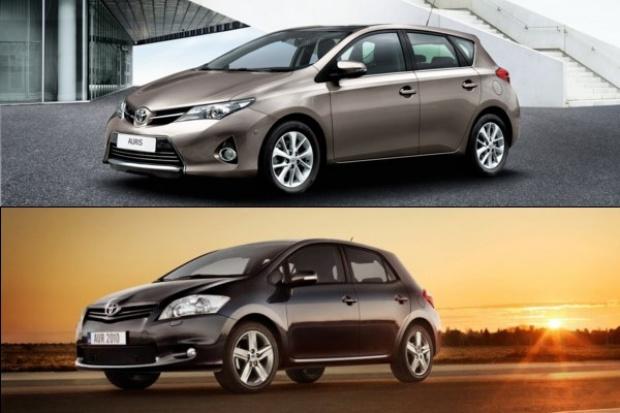 Toyota będzie sprzedawała w Polsce dwie generacje aurisa