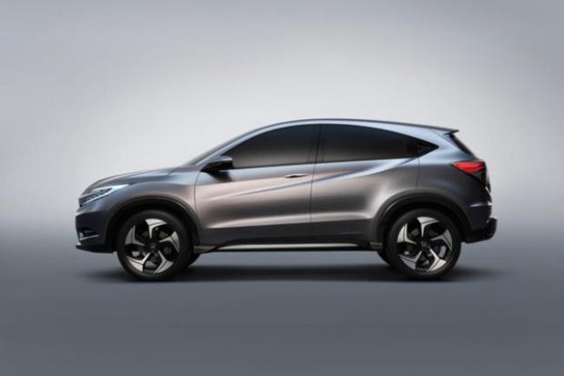 Honda zapowiada nowego miejskiego SUV'a