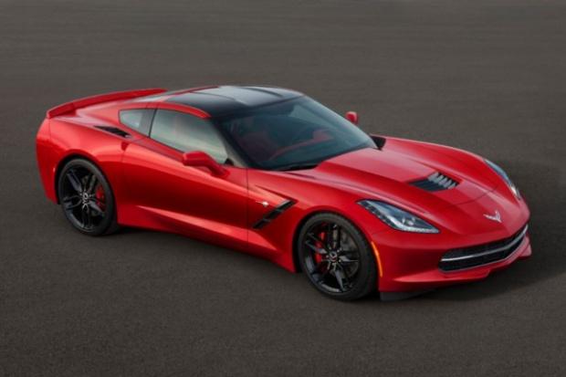 Chevrolet Corvette Stingray - naj.... w historii