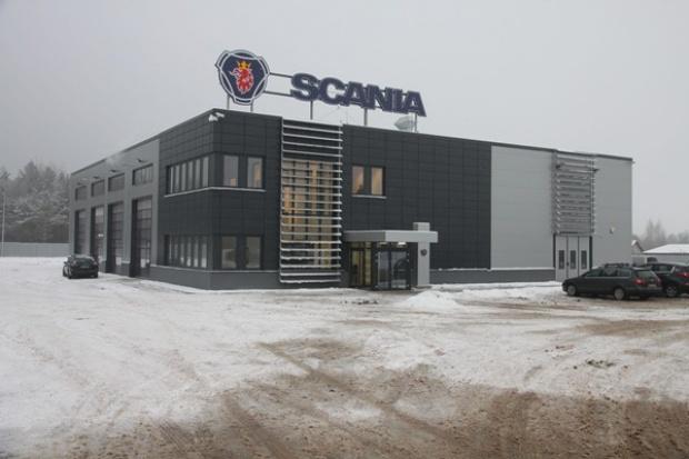 Nowy serwis Scania w Kielcach