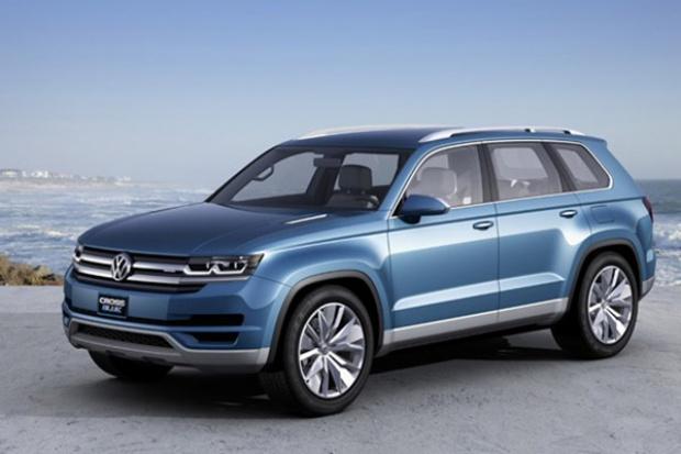 CrossBlue: Volkswagen dla Ameryki