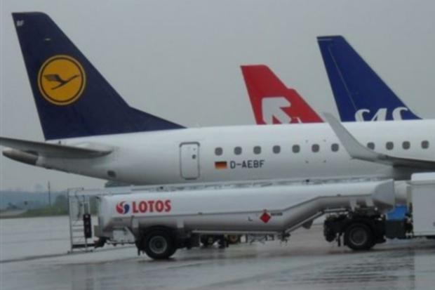 Spółka Lotosu wchodzi w bezpośrednie dostawy paliw na Lotnisku Chopina